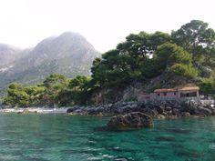 Maratea, Basilicata, Italy  Dream house on the sea.  Travel reportage ph Eva Bianchi