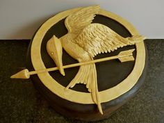 Amazing Hunger Games Cake by Enchanted Icing Bakery in NY