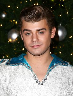 ARCADIA, CA - DECEMBER 14: Actor Garrett Clayton attends the Westfield Santa Anita Free Winter Wonderland Party at Westfield Santa Anita on December 14, 2014 in Arcadia, California. (Photo by Imeh Akpanudosen/Getty Images for Westfield) — at Westfield Santa Anita.