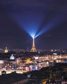 Paris est une Fête! — Il n'y a point de recette pour embellir la nature....