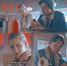 Riverdale Quotes, Riverdale Funny, Bughead Riverdale, Riverdale Archie, Riverdale Wallpaper Iphone, Riverdale Betty And Jughead, Netflix, Watch Riverdale, Riverdale Aesthetic