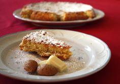 Caprese al cioccolato bianco French Toast, Breakfast, Food, Eten, Meals