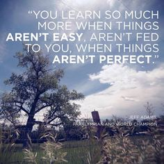 """""""You learn so much more when things aren't easy, aren't fed to you, when things aren't perfect. Words For Teacher, Teacher Quotes, Classroom Quotes, Motivational Phrases, Inspirational Quotes, Teaching Character, Learning Theory, Instructional Coaching, Educational Technology"""