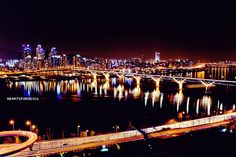 Seoul, South Korea. One of my fav places in the entire world