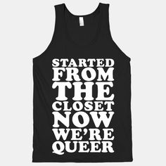 Started From The Closet | HUMAN
