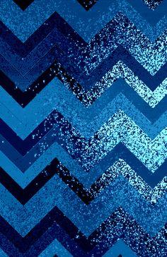 sparkly and dark blue adventure Art Print by Marianna Tankelevich