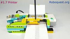 Model #1.7 Printer (Wedo 2.0) by Roboquest.org