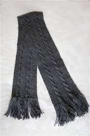 Resultado de imagen para bufandas tejidas al crochet para hombre