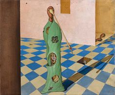 Victor Brauner. De Pinterest: Lucía Moreno. Historia Del Arte.