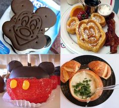 Everything is Mickey shaped!!! Rio will love it!!!
