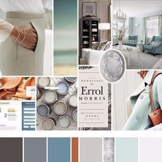 A soft, seaglass-y moodboard with a little bit of patinaed, antique mirror for you on this slow, gray #moodboardmonday. Hope you're feeling as relaxed as I am today, which is to say, too relaxed and needing someone else to get to the things on your to-do list so you can hang out with your dog and sip hot chocolate.