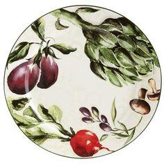 Fresco Dinner Plate