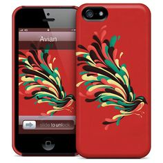 Avian iPhone Case, $25, now featured on Fab.