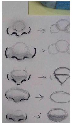 Art Drawings Sketches Simple, Pencil Art Drawings, Easy Drawings, Detailed Drawings, Cartoon Drawings, Body Sketches, Character Sketches, Cartoon Faces, Images Of Drawings