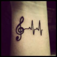 Music tattoo designs images