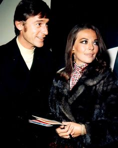 Roddy McDowall & Natalie Wood