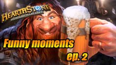Funny moments ep.2 .Hearthstone:heroes of warcraft