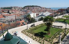 The Most Beautiful City In The World - Lisbon - The Natural Scenic Beauty of Lisbon - via Lisbon Lux Lisbon Tourism, Portugal Travel Guide, Most Beautiful Cities, Places Of Interest, Great View, Adventure Travel, Places To See, 1, World