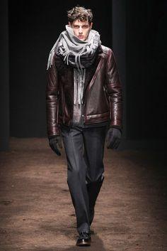 Salvatore Ferragamo - Fall 2015 Menswear