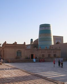 Are you going to Uzbekistan, but you're not sure if the long way from Tashkent to Khiva is worth it? I give you my answer straight away: Yes! Read why. Central Asia, Objects, Around The Worlds, Architecture, Building, Travel, Arquitetura, Viajes, Buildings