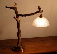 lampe à poser déco création originale