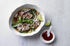 Die Pho ist eine traditionelle vietnamesische Suppe – aber sie hat magische Kräfte