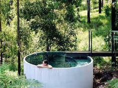 Awesome Outdoor Jacuzzis with stunning views The main feature of Outdoor Jacuzzi Is the view, of course. If you have a Jacuzzi outside, you shoul. Jacuzzi, Above Ground Pool, In Ground Pools, Mini Piscina, Stock Tank Pool, Small Pools, Plunge Pool, Dream Pools, Cool Pools