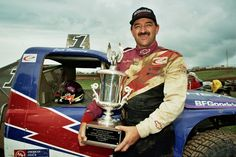 Jack Flannery 1952-2010,American off road racer