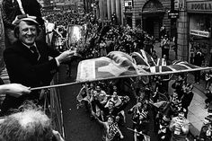 Wolves' manager John Barnwell welcomed back to Wolverhampton after the 1980 League Cup win.