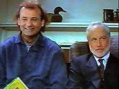 Richard Dreyfuss en Que pasa con Bob¡¡¡¡