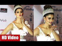 Urvashi Rautela looking WOW in princess gown at grand finale of Miss Diva 2016.  #urvashirautela #missdiva2016 #bollywood #bollywoodnews #bollywoodnewsvilla #missdiva2015 #grandfinale