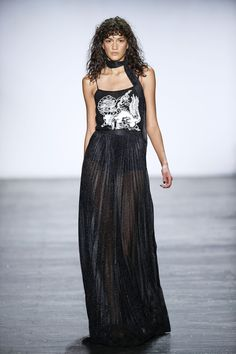 FW16 NEW YORK FASHION WEEK-Vivienne Tam