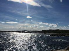 #sea #norway #northsea #nature #sun #sunshine