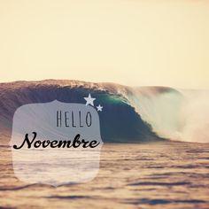Calendrier Novembre 2015 Hello Novembre - Lily Ciboulette www.lilyciboulette.com