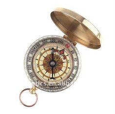 Resultado de imagen para reloj brujula antiguo