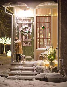 Second Advent - Clara's Christmas - WonderfulClara Swedish Christmas, Christmas Mood, Scandinavian Christmas, Xmas, Christmas Decor, Merry Christmas, Holiday, Swedish Cottage, Swedish House