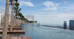Sky Pool  ý tưởng táo bạo tạo thành công cho Vinhomes Star City Center