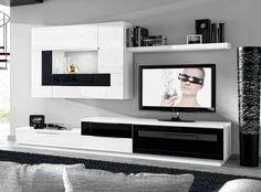 Muebles Muñoz – Catálogo de Muebles Salones Actuales modelo Thierri