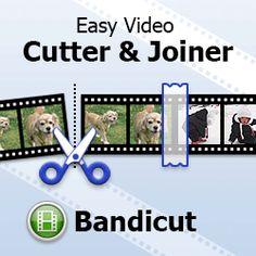 Bandicut. Easy Video Cutter & Joiner