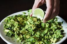 How To Make Amazing Guacamole, Step By Step    Superbowl or not, this is going to change your Guacamole Game, and that's a very important game.