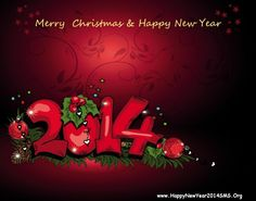 Happy New Year 2014 Poems