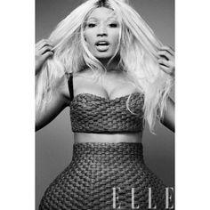 Nicki Minaj Agent Provocateur ❤ liked on Polyvore
