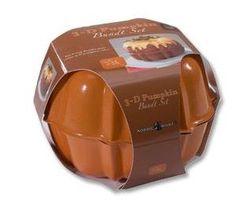 3D Bundt Pumpkin Pan — Sweet!