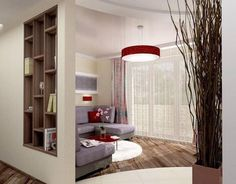 Partition Between Kitchen And Living Room | Interior Design ...