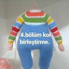 Leithygurumi: Sevimli İlmekler - Hacer Crochet - Amigurumi Pepe English Pattern