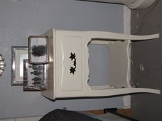 After - Tall French Provincial Nightstand