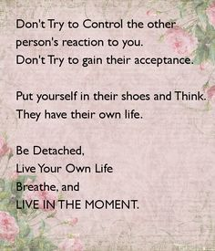 Image result for don't let others control your life quotes