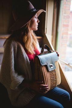Cedar Rattan Handbag | Purse for the PeoplePurse for the People