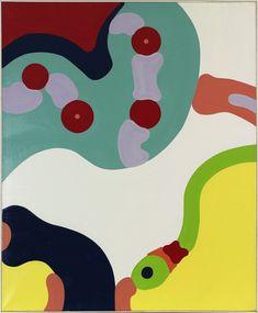 Zonder titel - J.L. Hollenbach | Kunstuitleen Rotterdam