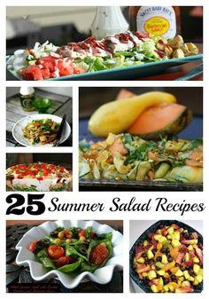 25 Summer Salad #Rec